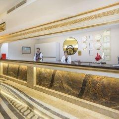 Modern Saraylar Турция, Аланья - отзывы, цены и фото номеров - забронировать отель Modern Saraylar - All Inclusive онлайн интерьер отеля