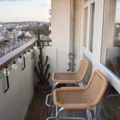 Апартаменты 1 Bedroom Apartment in Kemptown With Views балкон