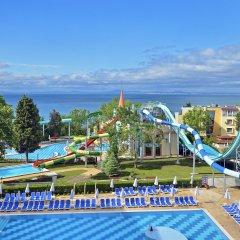 Sol Nessebar Palace Hotel - Все включено бассейн