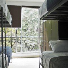 Отель Hostal Be Condesa Мехико комната для гостей фото 5