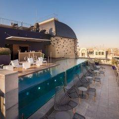Отель Ohla Barcelona Испания, Барселона - 2 отзыва об отеле, цены и фото номеров - забронировать отель Ohla Barcelona онлайн бассейн фото 2