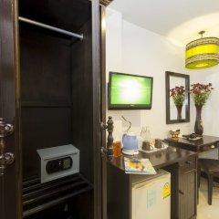 Отель Silver Resortel сейф в номере фото 2