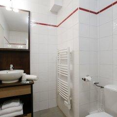 Отель Appart'City Nice Acropolis Франция, Ницца - 6 отзывов об отеле, цены и фото номеров - забронировать отель Appart'City Nice Acropolis онлайн ванная фото 5