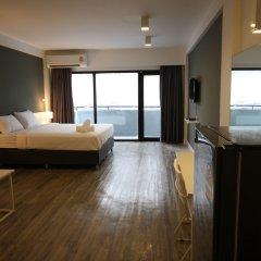 Отель Airport Bed Таиланд, Бангкок - отзывы, цены и фото номеров - забронировать отель Airport Bed онлайн комната для гостей фото 5