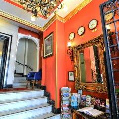 Santa Ottoman Hotel Турция, Стамбул - 1 отзыв об отеле, цены и фото номеров - забронировать отель Santa Ottoman Hotel онлайн интерьер отеля фото 2