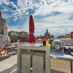 Отель By Murat Hotels Galata гостиничный бар