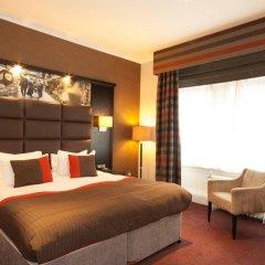 Отель voco Grand Central Glasgow Великобритания, Глазго - отзывы, цены и фото номеров - забронировать отель voco Grand Central Glasgow онлайн комната для гостей фото 4