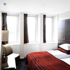 Отель The Square Дания, Копенгаген - отзывы, цены и фото номеров - забронировать отель The Square онлайн комната для гостей фото 2
