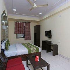 Отель OYO 5382 Hotel Elegant International Индия, Нью-Дели - отзывы, цены и фото номеров - забронировать отель OYO 5382 Hotel Elegant International онлайн комната для гостей фото 5