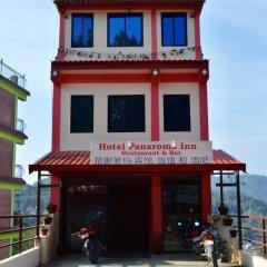 Отель Panaromainn Непал, Нагаркот - отзывы, цены и фото номеров - забронировать отель Panaromainn онлайн вид на фасад