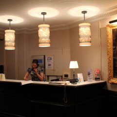 Отель Saint Cyr Etoile Париж сауна
