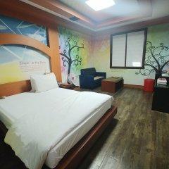 Отель Goodstay New Grand Hotel Южная Корея, Тэгу - отзывы, цены и фото номеров - забронировать отель Goodstay New Grand Hotel онлайн комната для гостей фото 3