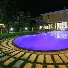 Отель Salus Terme Италия, Абано-Терме - отзывы, цены и фото номеров - забронировать отель Salus Terme онлайн бассейн фото 3