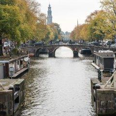 Отель Azara Amsterdam Нидерланды, Амстердам - отзывы, цены и фото номеров - забронировать отель Azara Amsterdam онлайн приотельная территория фото 2