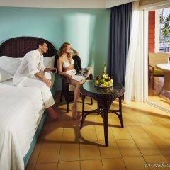 Отель Barcelo Bavaro Beach - Только для взрослых - Все включено Доминикана, Пунта Кана - 9 отзывов об отеле, цены и фото номеров - забронировать отель Barcelo Bavaro Beach - Только для взрослых - Все включено онлайн комната для гостей фото 2