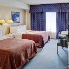 Отель Quality Suites Quebec City Канада, Квебек - отзывы, цены и фото номеров - забронировать отель Quality Suites Quebec City онлайн комната для гостей фото 3