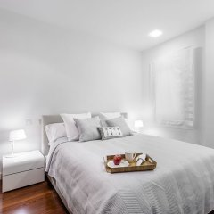 Апартаменты Nuñez de Balboa Apartment Мадрид комната для гостей фото 3