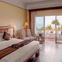 Отель Sokha Beach Resort Камбоджа, Сиануквиль - отзывы, цены и фото номеров - забронировать отель Sokha Beach Resort онлайн комната для гостей фото 5