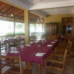 Wila Safari Hotel питание