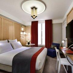 Hotel L'Echiquier Opéra Paris MGallery by Sofitel комната для гостей фото 5