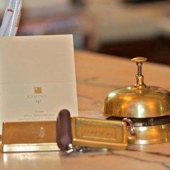 Hotel Britannia в номере