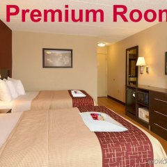 Отель Red Roof Inn PLUS+ Columbus Downtown - Convention Center комната для гостей фото 4