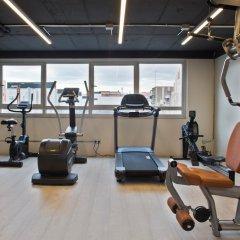 Отель Aparthotel Bcn Montjuic Барселона фитнесс-зал
