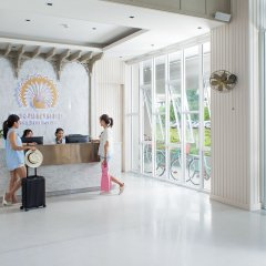 Отель Panphuree Residence интерьер отеля фото 2