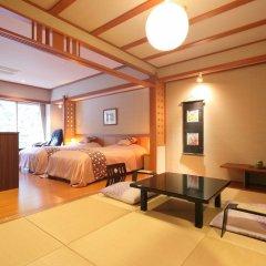 Отель Hananoyado Matsuya Никко комната для гостей