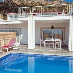 Villa Charm Турция, Патара - отзывы, цены и фото номеров - забронировать отель Villa Charm онлайн бассейн фото 3