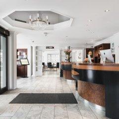 Отель Augustin Hotel Норвегия, Берген - 4 отзыва об отеле, цены и фото номеров - забронировать отель Augustin Hotel онлайн интерьер отеля фото 3
