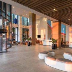 Отель Citadines Bayfront Nha Trang интерьер отеля