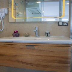 Rhapsody Hotel & Spa Kalkan Турция, Калкан - отзывы, цены и фото номеров - забронировать отель Rhapsody Hotel & Spa Kalkan онлайн ванная