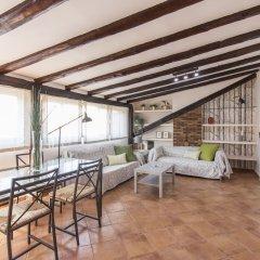 Отель Homelike Prado Мадрид балкон