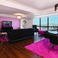 Отель Flamingo Las Vegas - Hotel & Casino США, Лас-Вегас - 11 отзывов об отеле, цены и фото номеров - забронировать отель Flamingo Las Vegas - Hotel & Casino онлайн интерьер отеля фото 2