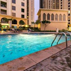 Отель One Perfect Stay - Murjan 2 бассейн