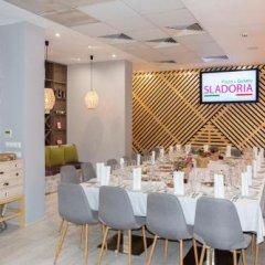 Отель Plaza Hotel Болгария, Варна - отзывы, цены и фото номеров - забронировать отель Plaza Hotel онлайн питание