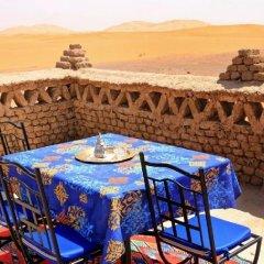 Отель La Gazelle Bleue Марокко, Мерзуга - отзывы, цены и фото номеров - забронировать отель La Gazelle Bleue онлайн пляж