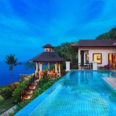Отель Intercontinental Pattaya Resort Паттайя бассейн
