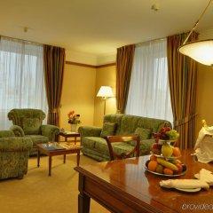 Гостиница Рэдиссон Славянская Москва комната для гостей фото 4
