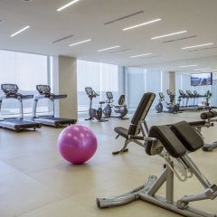 Отель Rosh Rayhaan by Rotana фитнесс-зал фото 2