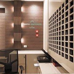 Отель Duomo Apartments Milano By Nomad Италия, Милан - отзывы, цены и фото номеров - забронировать отель Duomo Apartments Milano By Nomad онлайн гостиничный бар