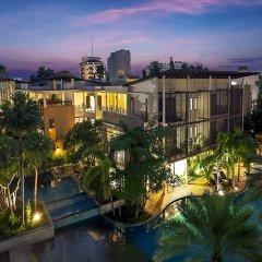 Отель The Lapa Hua Hin балкон