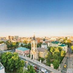 Гостиница on B Polyanka 30 в Москве отзывы, цены и фото номеров - забронировать гостиницу on B Polyanka 30 онлайн Москва балкон