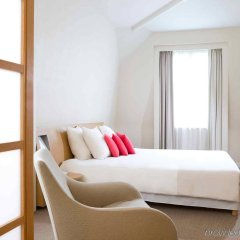 Отель Novotel Chateau de Maffliers комната для гостей фото 2