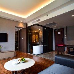 Отель Ramada Plaza by Wyndham Bangkok Menam Riverside комната для гостей фото 2