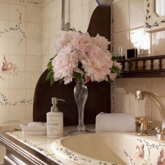 Hotel D'angleterre Saint Germain Des Pres Париж ванная фото 2