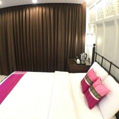 Отель D&D Inn Таиланд, Бангкок - 4 отзыва об отеле, цены и фото номеров - забронировать отель D&D Inn онлайн комната для гостей фото 3