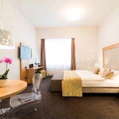 Отель Aparthotel Am Schloss Германия, Дрезден - отзывы, цены и фото номеров - забронировать отель Aparthotel Am Schloss онлайн комната для гостей фото 2