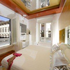 Отель TRECENTO Рим комната для гостей фото 2